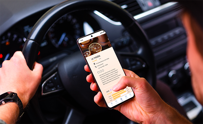 mockuuups-driver-parked-up-tapping-samsung-s20-mockup-at-the-wheel