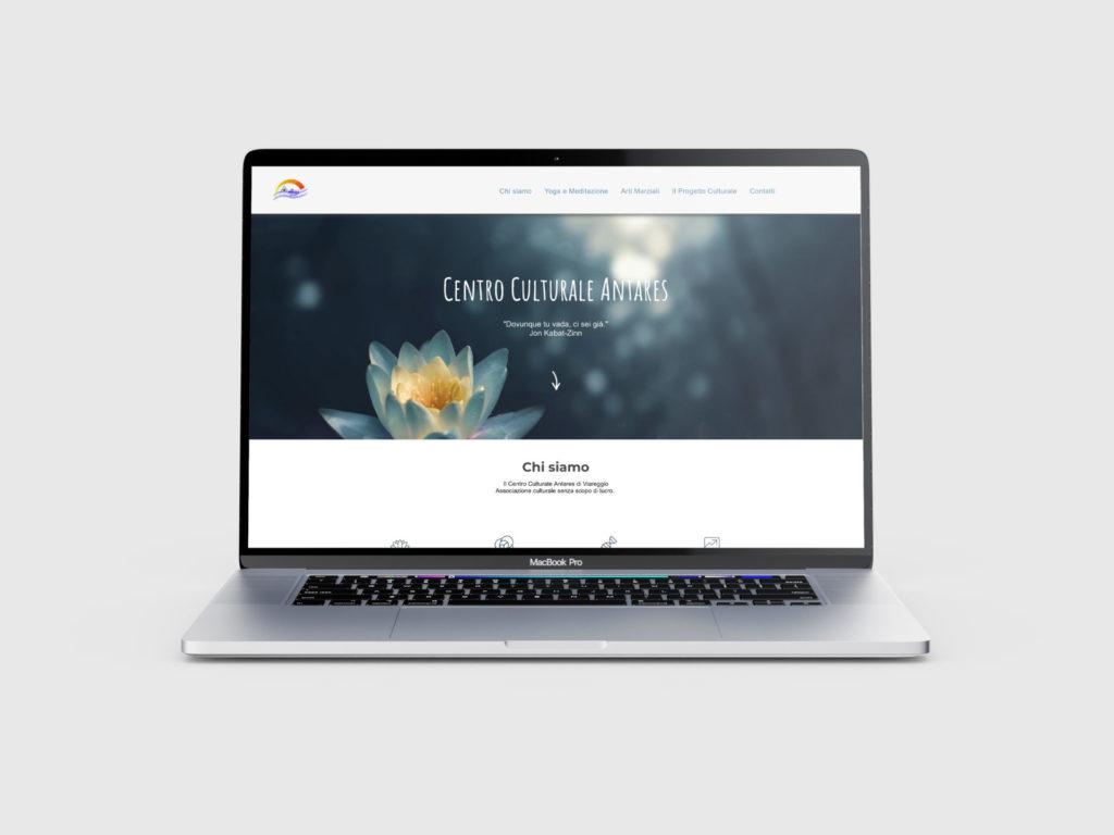 site web centro antares